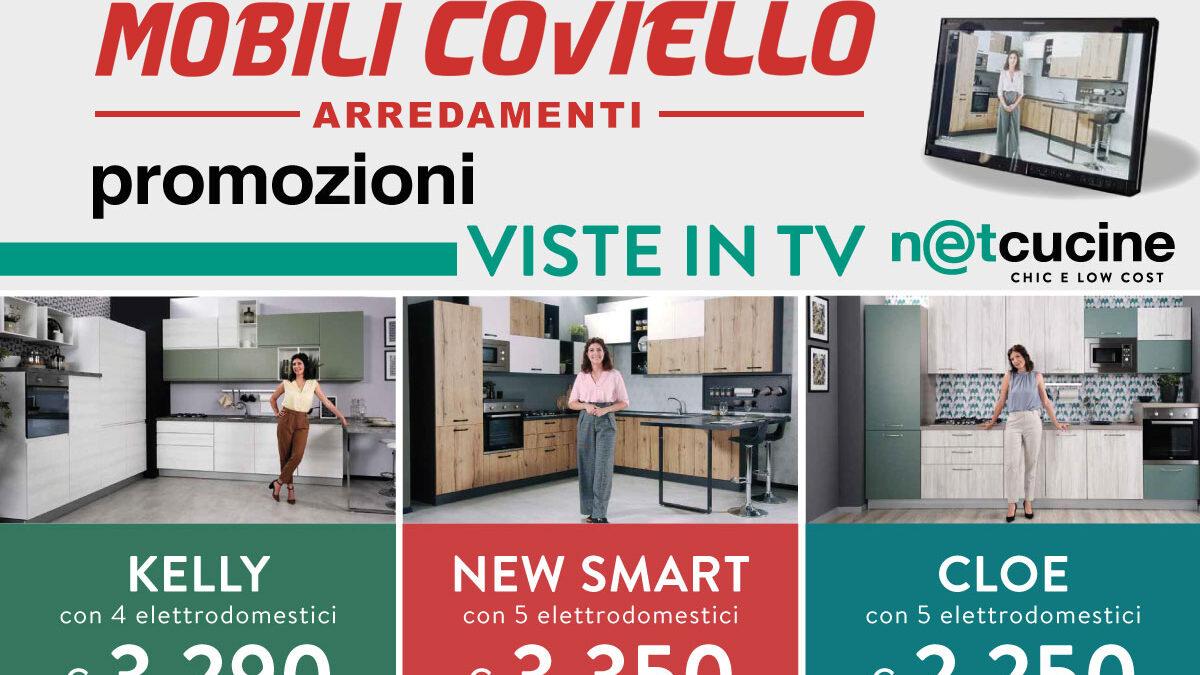 cucine viste in TV