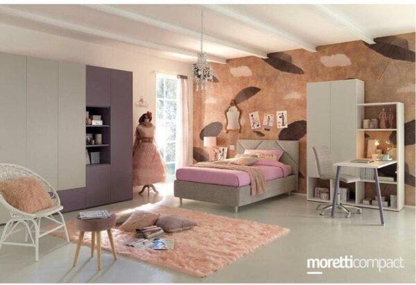 Cameretta Moretti Compact - Mobili Coviello